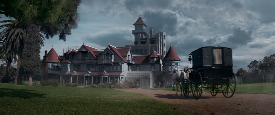 кадры из фильма Винчестер. Дом, который построили призраки
