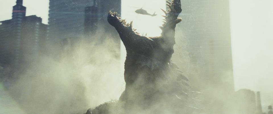 кадры из фильма Рэмпейдж