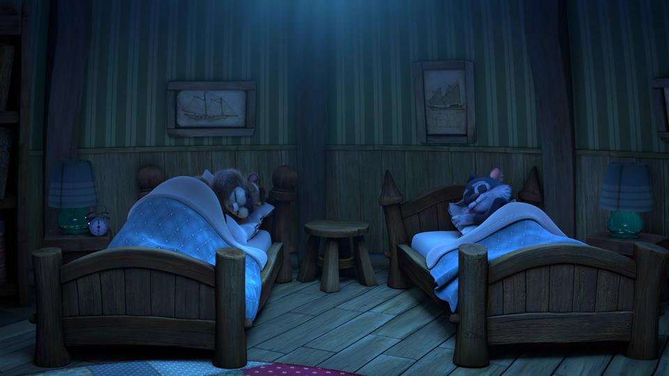 кадры из фильма Два хвоста