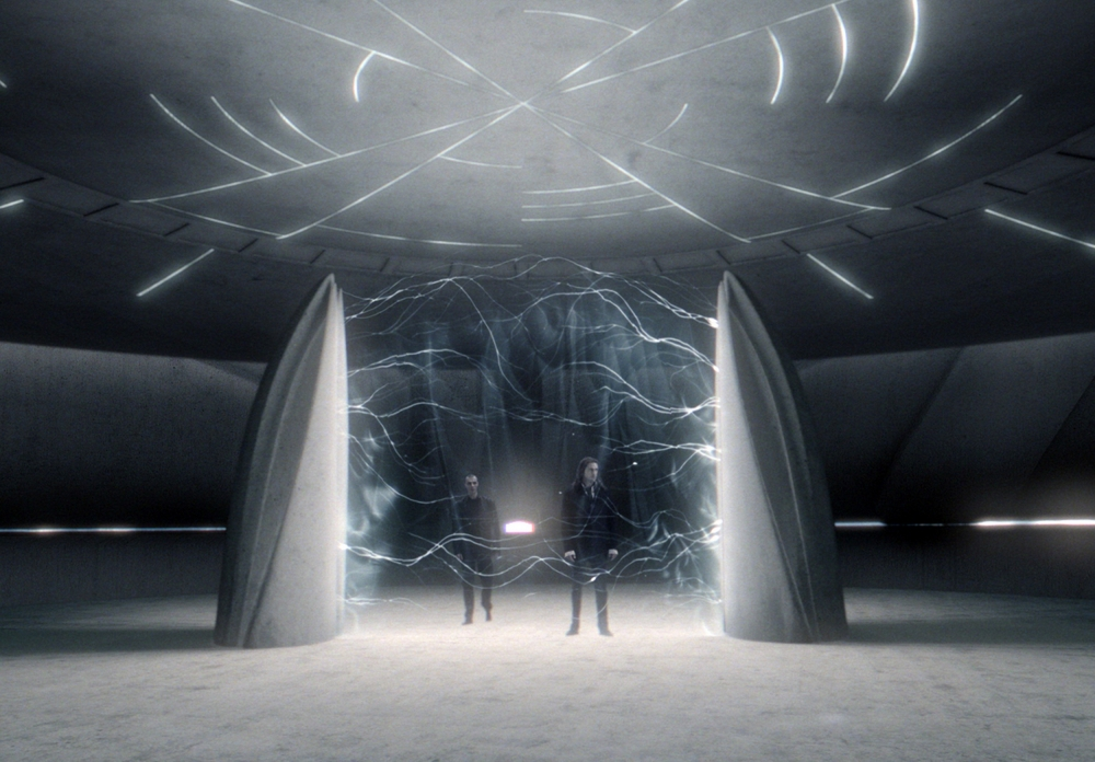 кадры из фильма Запрещенная реальность
