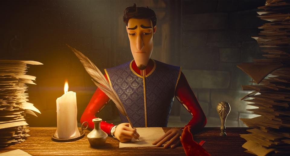 кадры из фильма Распрекрасный принц