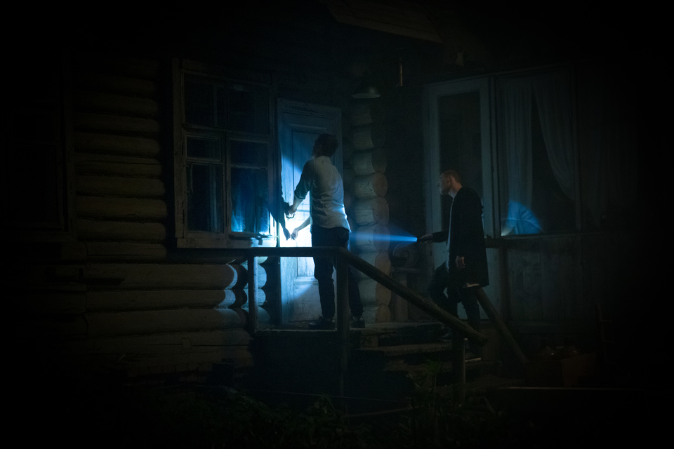 кадры из фильма Русалка: Озеро мёртвых