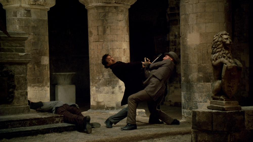 кадры из фильма Шерлок Холмс Роберт Дауни-мл.,