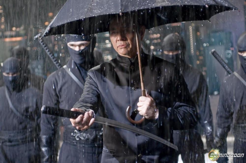 кадры из фильма Ниндзя-убийца