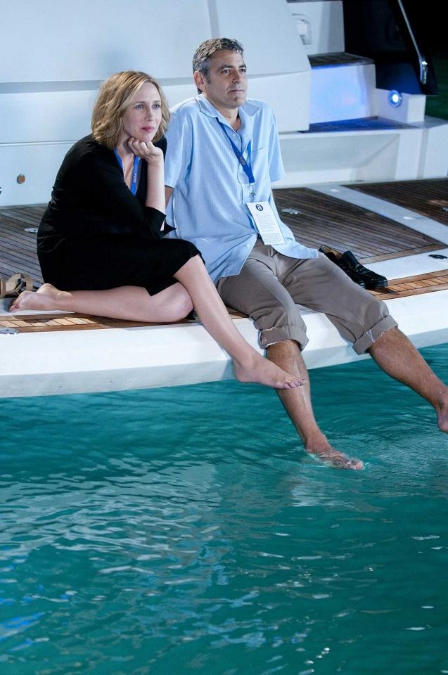 кадры из фильма Мне бы в небо Джордж Клуни, Вера Фармига,