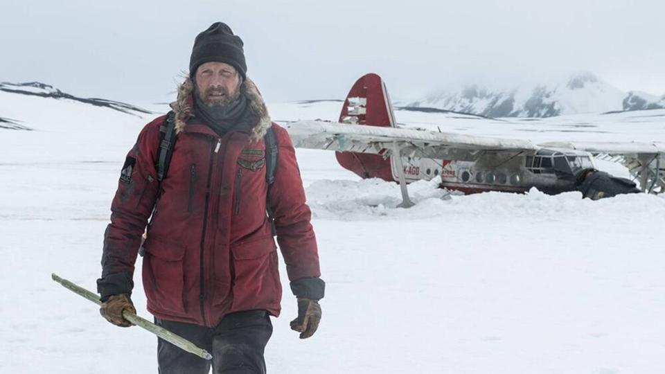 кадры из фильма Затерянные во льдах