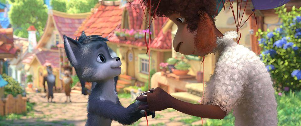 кадры из фильма Волки и овцы: Ход свиньёй