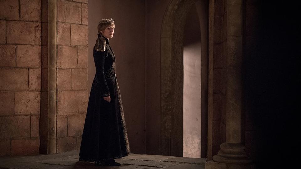 кадры из фильма Игра престолов