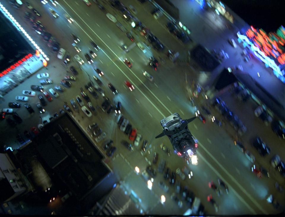 кадры из фильма Черная молния