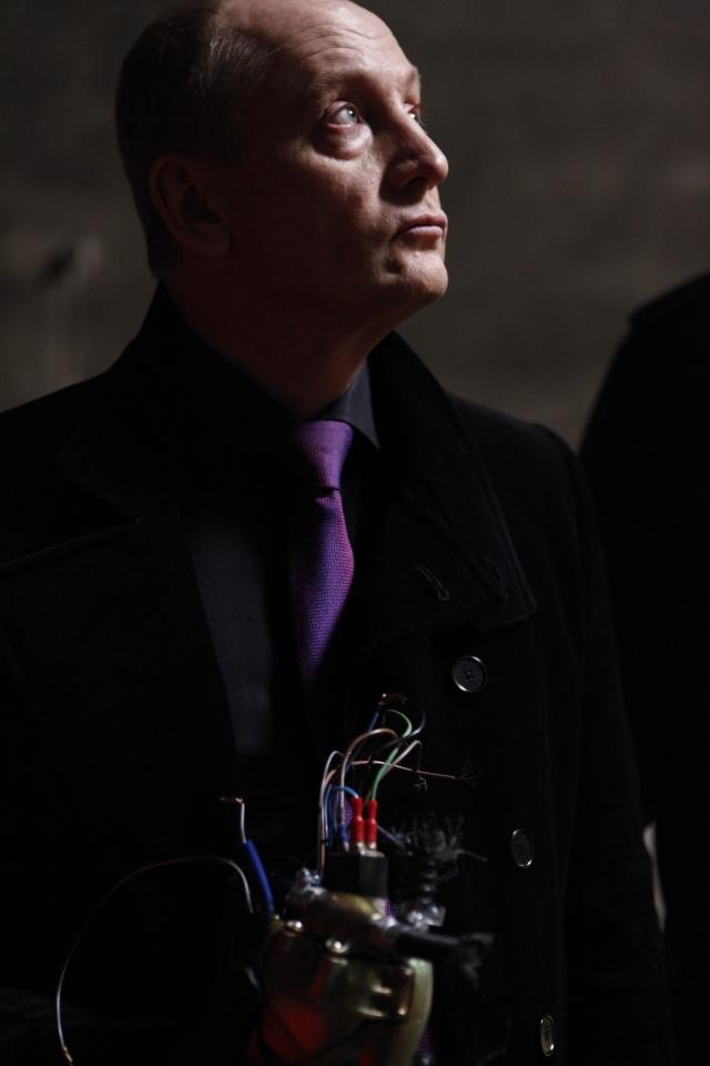 кадры из фильма Черная молния Виктор Вержбицкий,
