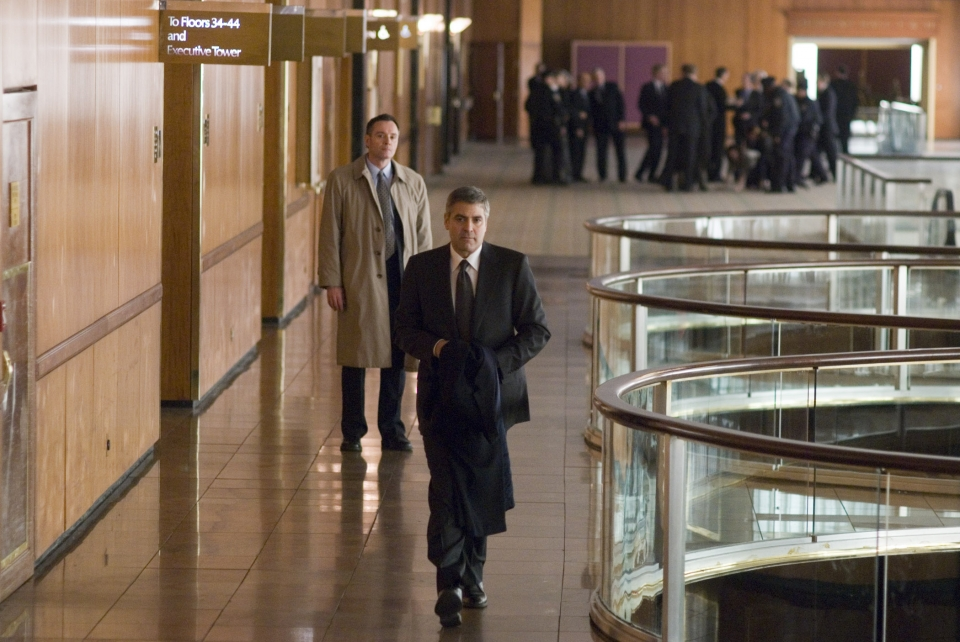 кадры из фильма Майкл Клейтон Джордж Клуни,