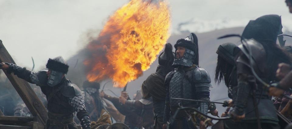кадры из фильма Мулан