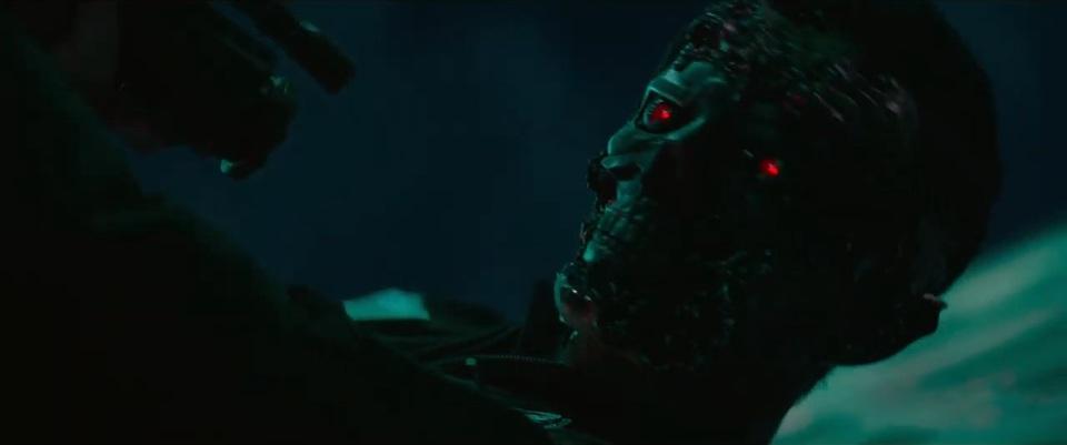 кадры из фильма Терминатор: Тёмные судьбы