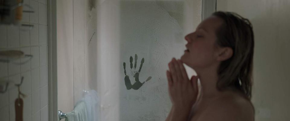 кадры из фильма Человек-невидимка