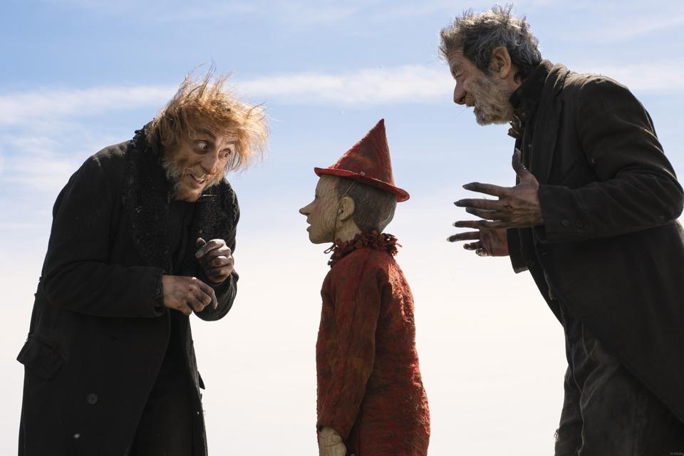 кадры из фильма Пиноккио