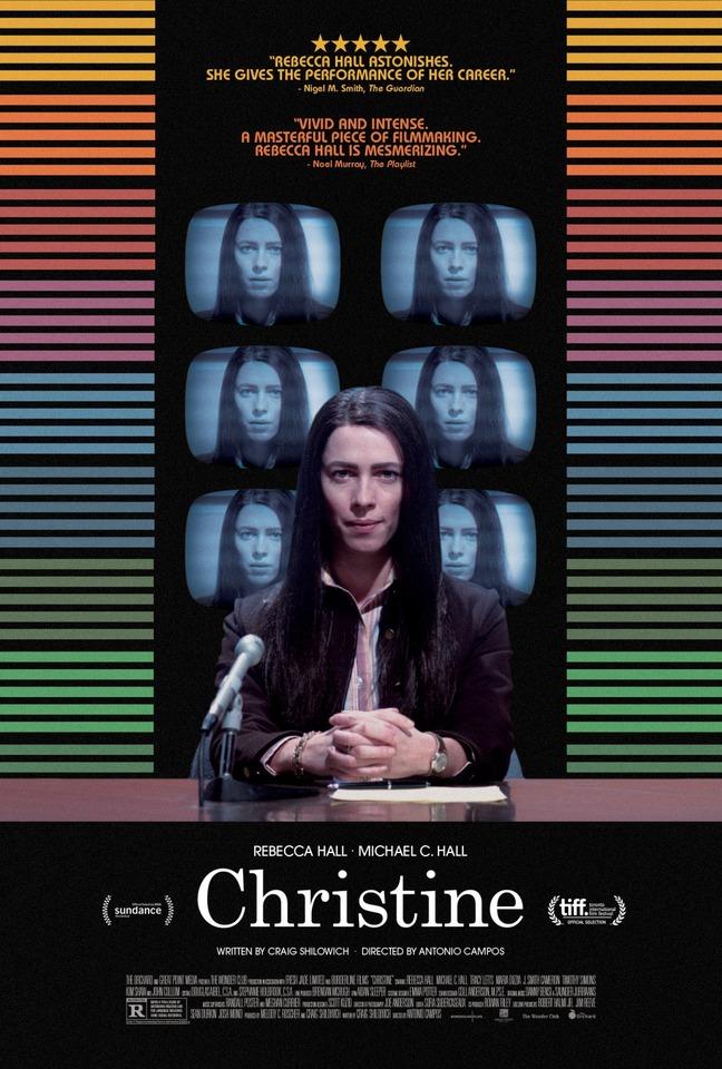 плакат фильма постер Кристин