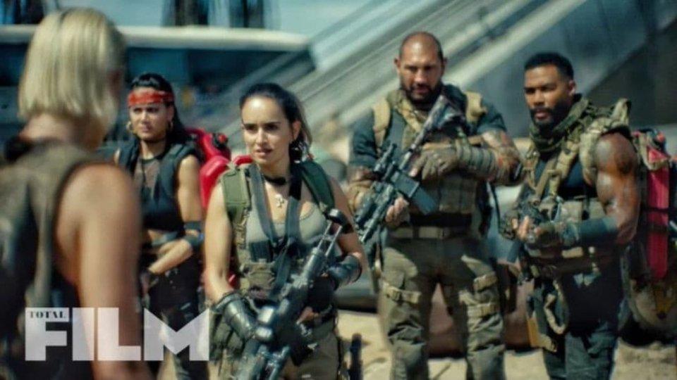 кадры из фильма Армия мертвецов