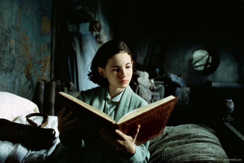 кадры из фильма Лабиринт Фавна
