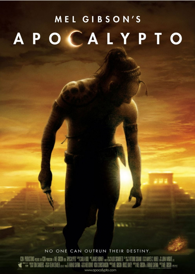 плакат фильма Апокалипсис