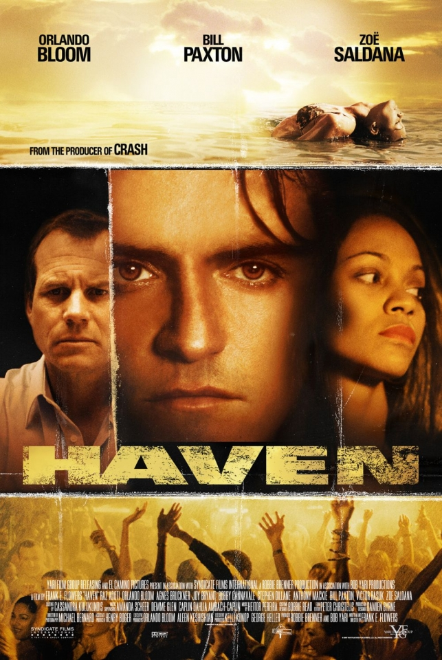 плакат фильма Гавань