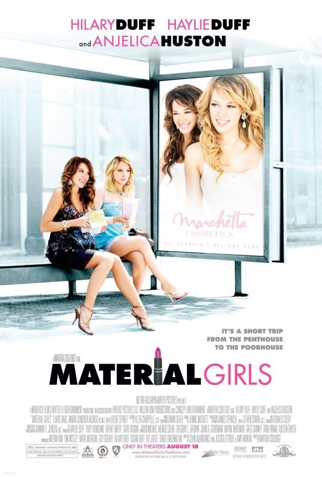 плакат фильма Реальные девчонки