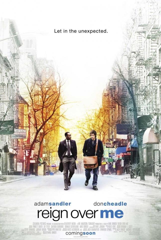 плакат фильма Опустевший город