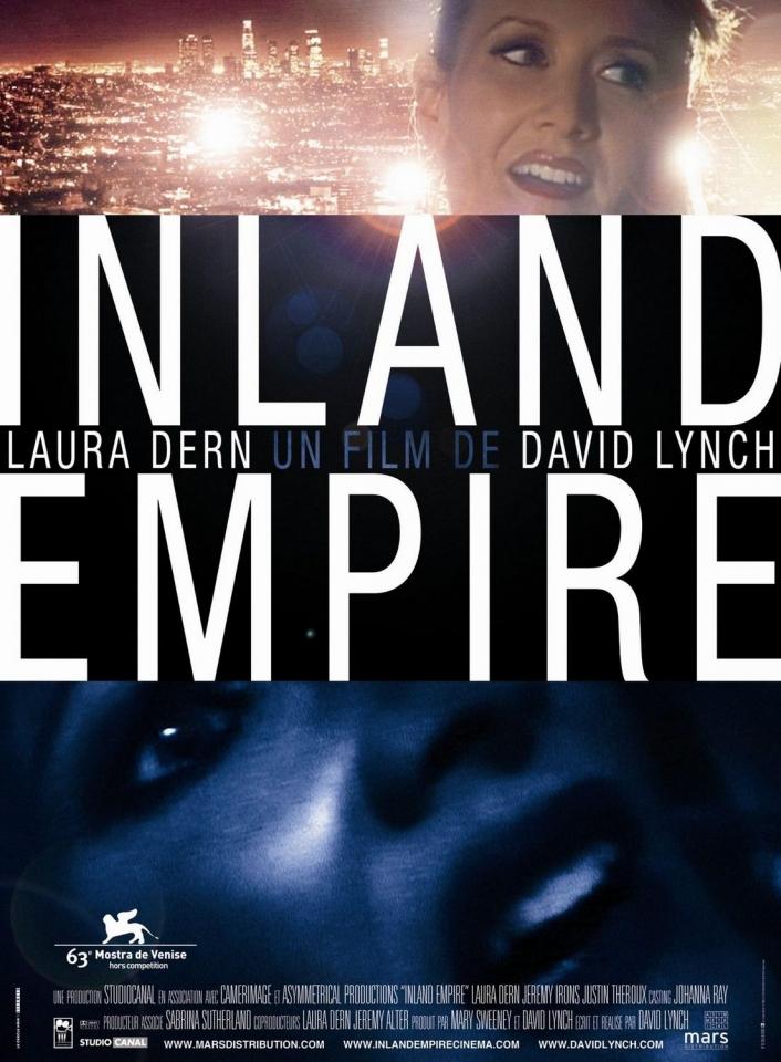 плакат фильма Внутренняя империя