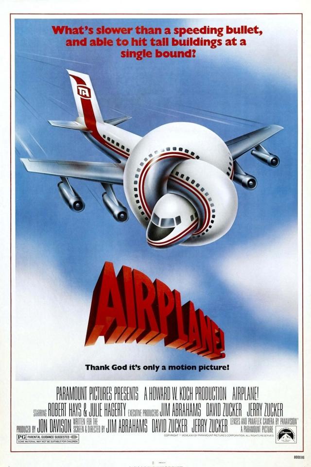 плакат фильма Аэроплан