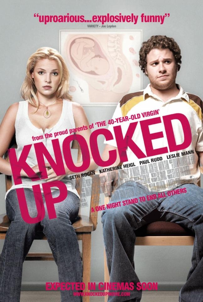 плакат фильма Немножко беременна