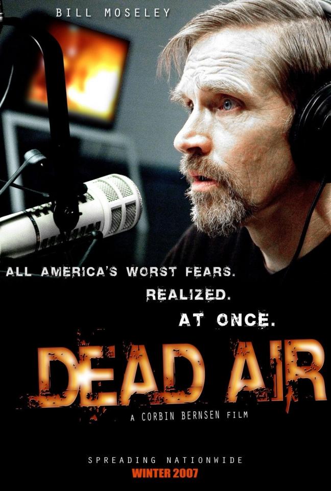 плакат фильма Мертвый эфир*