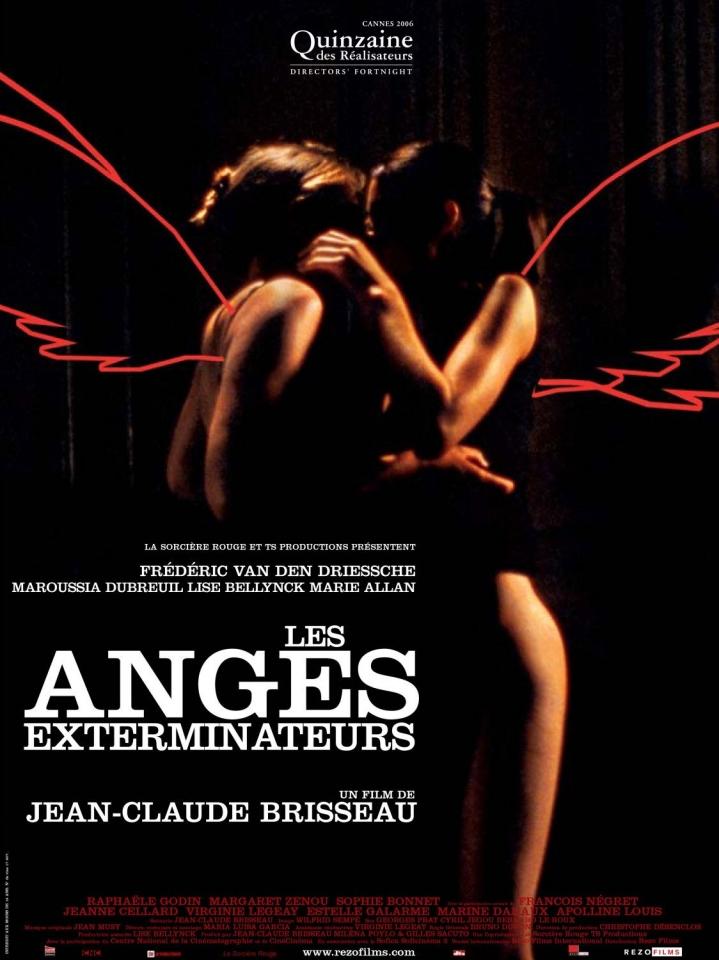 плакат фильма Ангелы возмездия