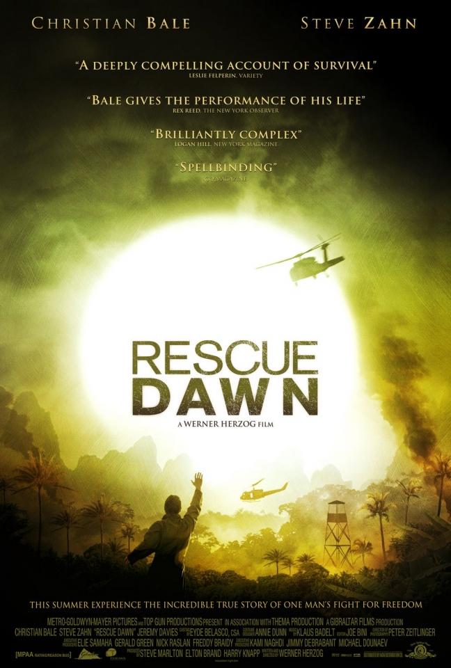 плакат фильма Спасительный рассвет