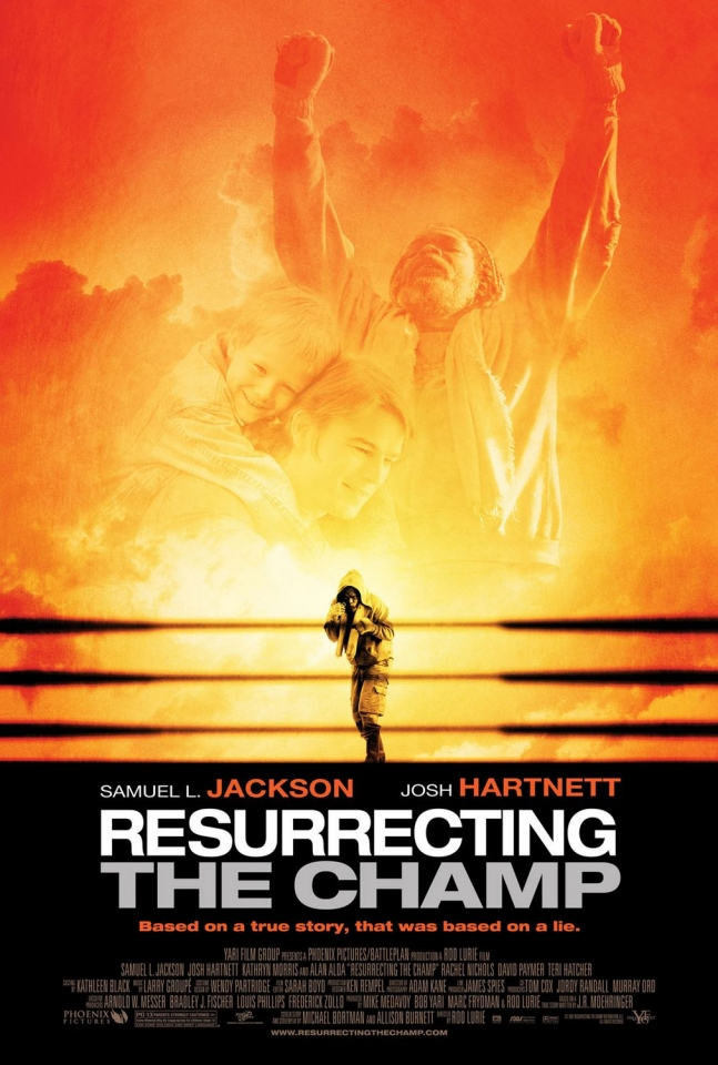 плакат фильма Воскрешение чемпиона