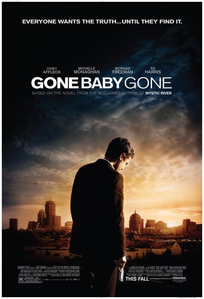 плакат фильма Прощай, детка, прощай