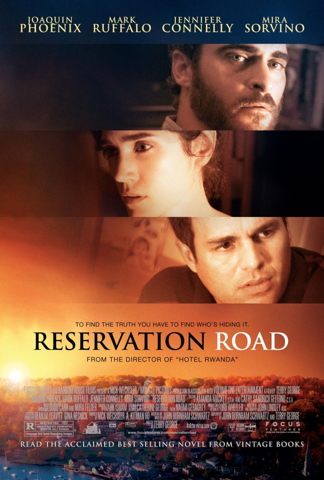 плакат фильма постер Запретная дорога
