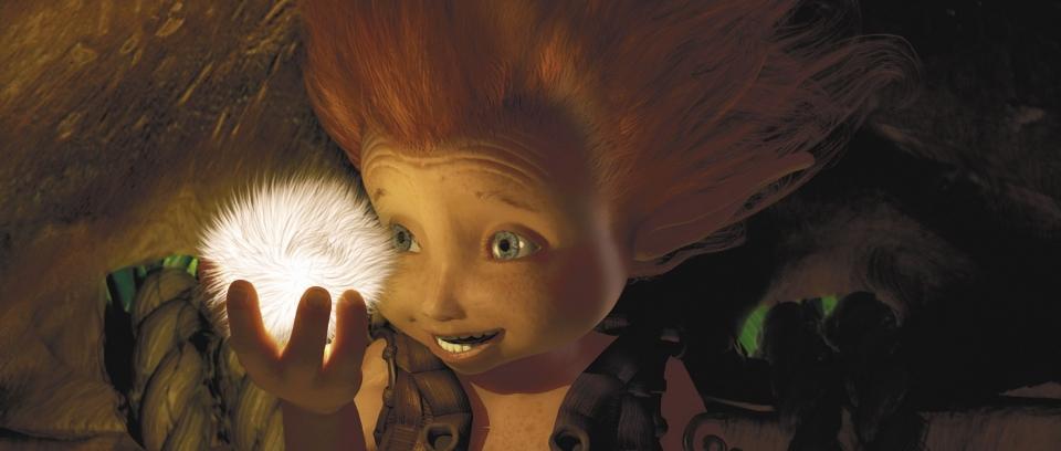 кадры из фильма Артур и минипуты