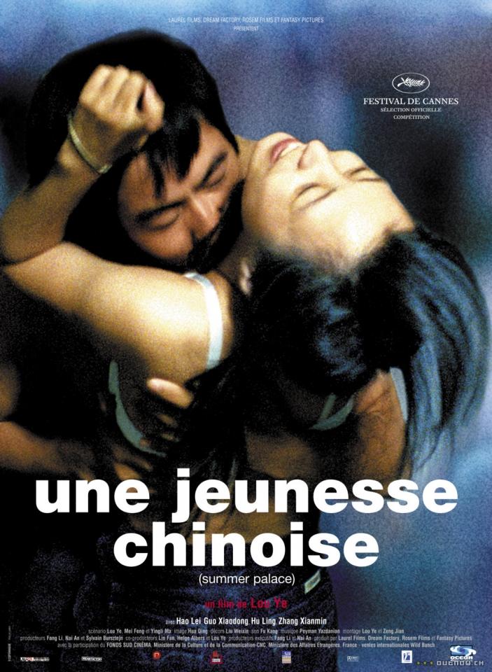 плакат фильма Летний дворец