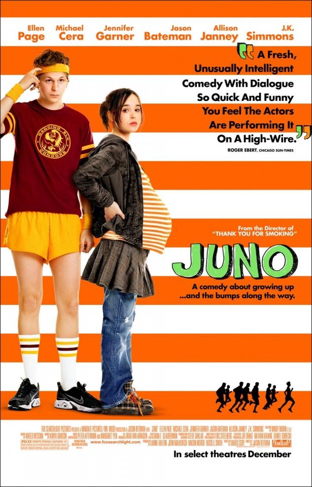 плакат фильма Джуно