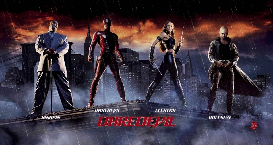 плакат фильма Сорвиголова