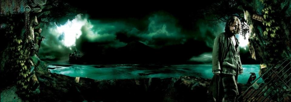 плакат фильма Гарри Поттер и узник Азкабана