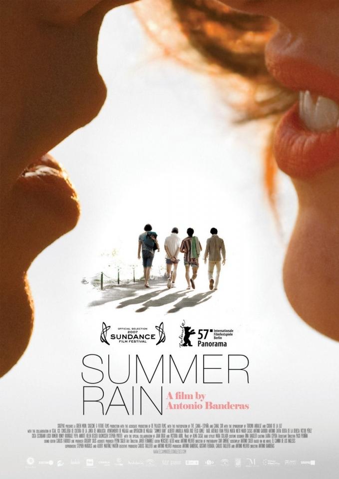 плакат фильма Летний дождь