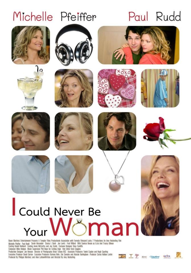 плакат фильма Я никогда не буду твоей