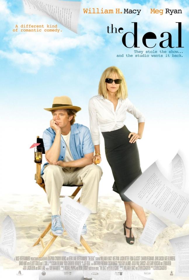плакат фильма Сделка