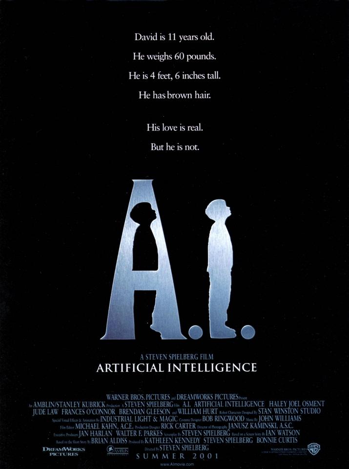 плакат фильма Искусственный разум