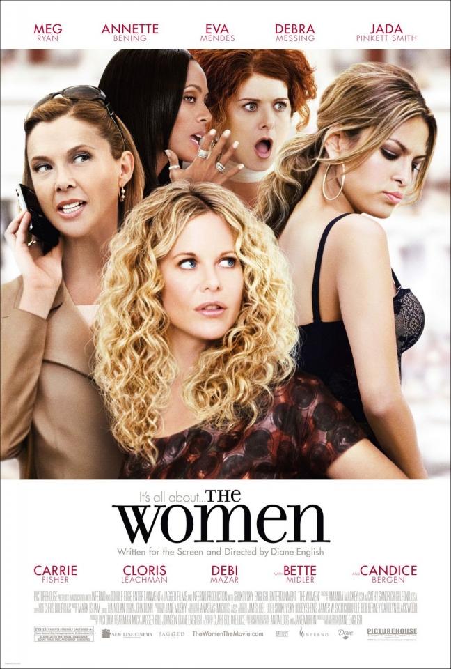 плакат фильма Женщины