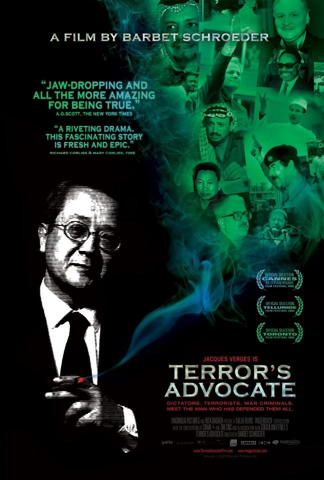 плакат фильма Адвокат террора