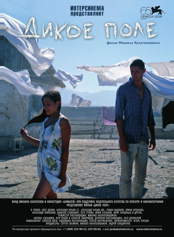 плакат фильма Дикое поле