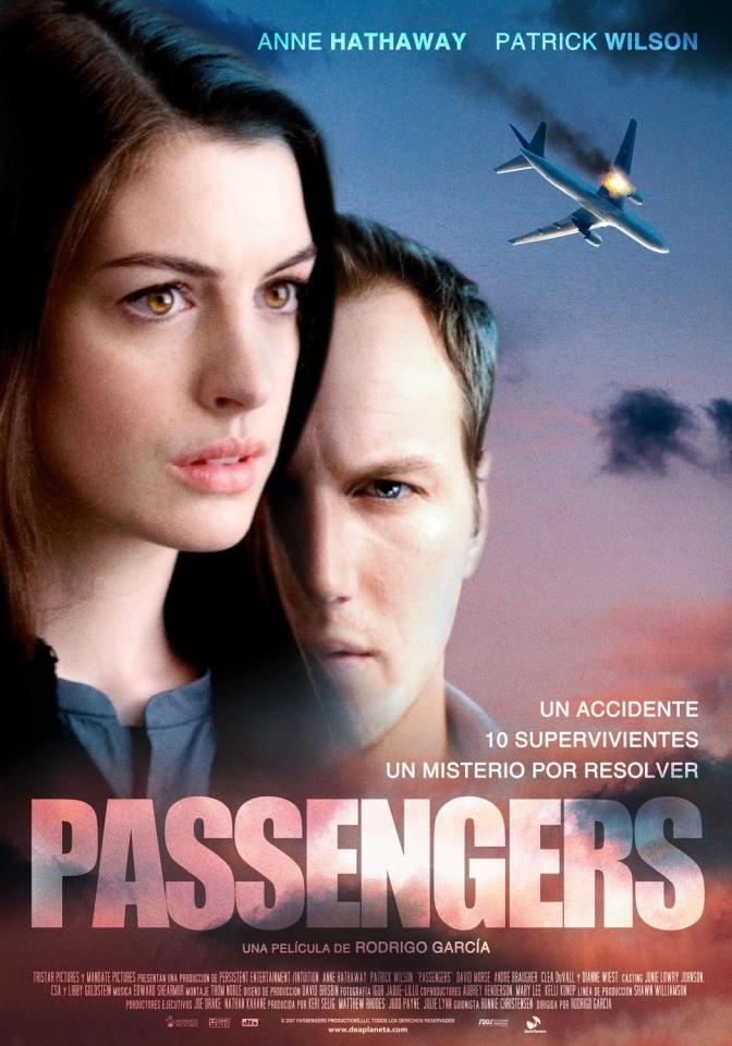 плакат фильма Пассажиры