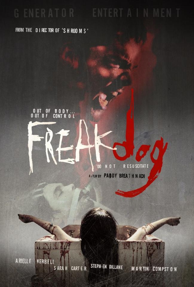 плакат фильма Фрик*