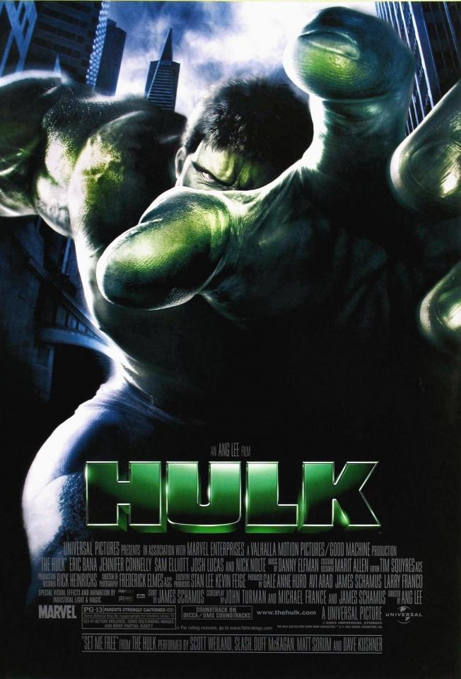 плакат фильма Халк